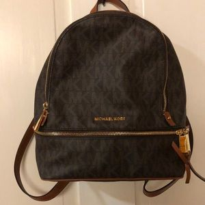Michel Kors Rhea ZIP Backpack